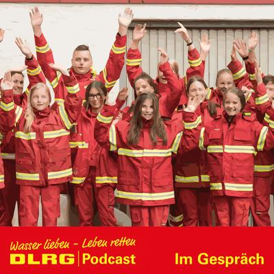 """DLRG Podcast - DLRG """"Im Gespräch"""" Folge 027 - Die Lebensretter von morgen: Jugend-Einsatz-Teams (JET)"""