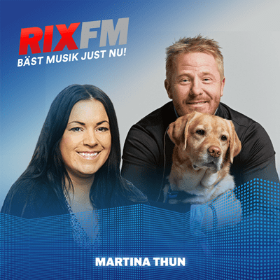 Martina Thun - Hundcoachen om hundlivet efter hemmajobb!