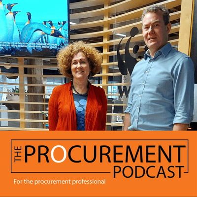 The Procurement Podcast - Episode 014: MECLA - Reducing Embodied Carbon in the Building & Construction Industry with Monica Richter and Hudson Worsley