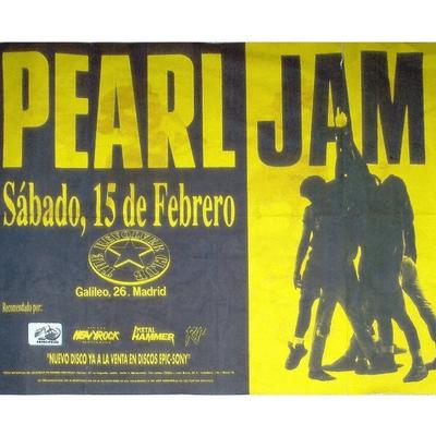 🍯 30 Aniversario Ten de Pearl Jam en La Gran Travesía