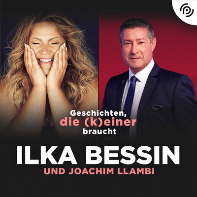 Geschichten, die (k)einer braucht mit Ilka Bessin - Jochen Llambi über Lets Dance, konstruktive Kritik  und Rosinenbrot