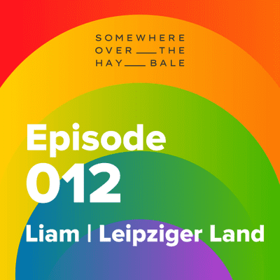 Somewhere Over The Hay Bale - Liam   Leipziger Land