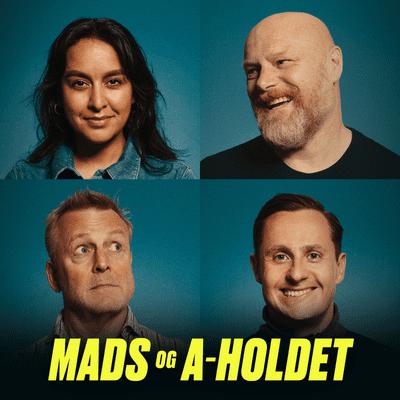 Mads og A-holdet - Episode 17:  Introvert kæreste, kys med ven og det perfekte partyslæng.