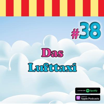 Inside Neustadt - Der Bibi Blocksberg Podcast - #38 - Das Lufttaxi