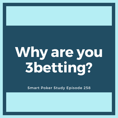 3betting from the blind side cast spread betting uk explained synonym