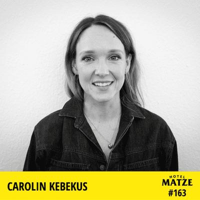 Hotel Matze - Carolin Kebekus – Wie hast du dich emanzipiert?