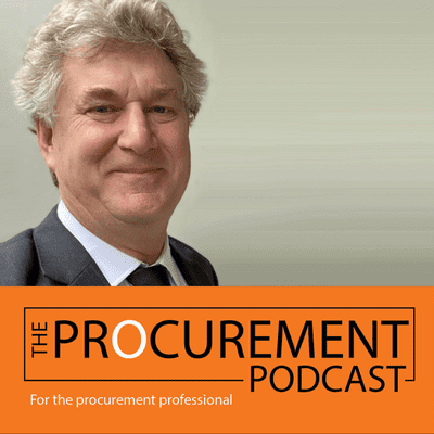 The Procurement Podcast - Episode 010: Advanced & Strategic Procurement with Mario Adamo