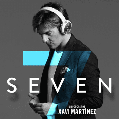 coverart for the podcast SEVEN