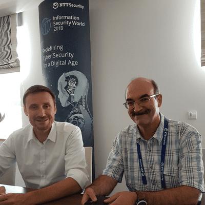 Insider Research im Gespräch - GDPR DSGVO: Folgen für die Cyber Security, Interview mit Kai Grunwitz, NTT Security