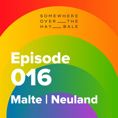 Somewhere Over The Hay Bale - Malte   Neuland