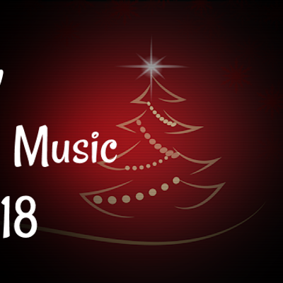 Merry Podcast - New Christmas Music 2018