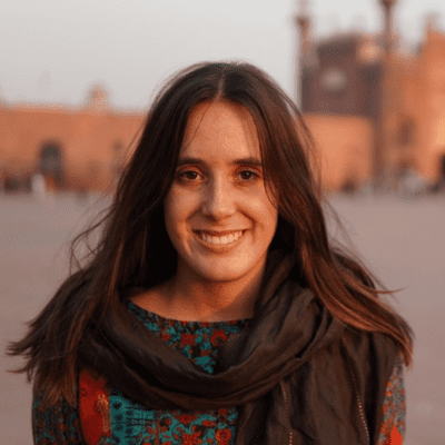 Un Gran Viaje - Año y medio viajando por lugares poco habituales, con Leti Lagarda | 53