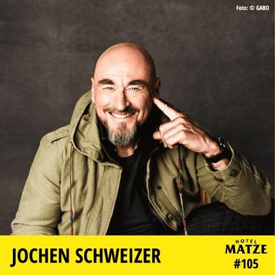 Hotel Matze - Jochen Schweizer – Wie entdeckt man sein Talent?