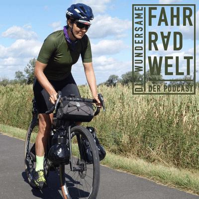 Die Wundersame Fahrradwelt - Recap: Holy Gravel, Hamburg-Berlin Bikepacking, Bohemian Border Bash und Orbit Time Warp