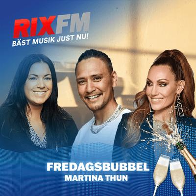 Martina Thun - Fredagsbubbel med Newkid & Lina Hedlund!