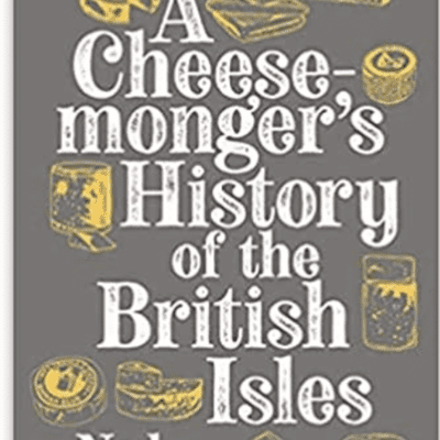 The Avid Reader Show - Episode 625: Ned Palmer - A Cheesemonger's History of the British Isles