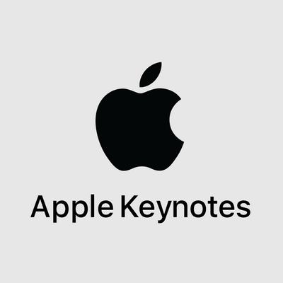 Apple Keynotes Hd On Podimo