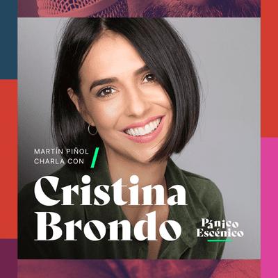 Pánico escénico - Cristina Brondo en Pánico Escénico
