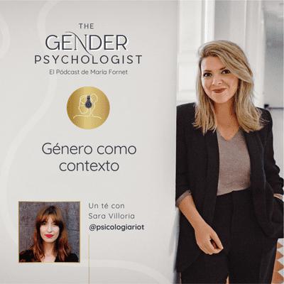 Un té con @psicologiariot: El género como contexto