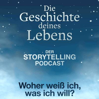 """Storytelling: Die Geschichte deines Lebens - """"Woher weiß ich, was ich will?"""" mit Kilian Putensen"""