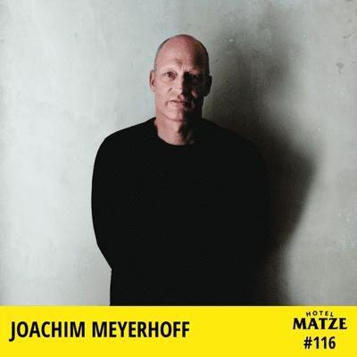 Hotel Matze - Joachim Meyerhoff – Was machst du mit deinen Defiziten?