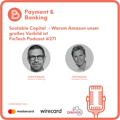 Payment & Banking Fintech Podcast - Warum Amazon unser Vorbild ist
