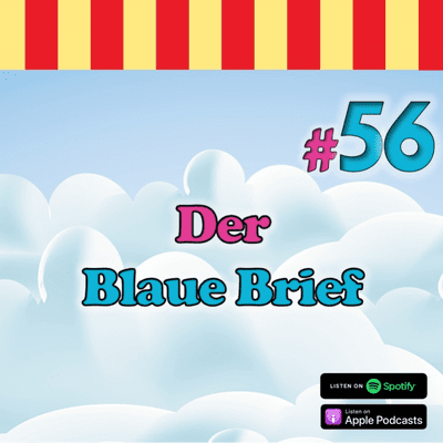 Inside Neustadt - Der Bibi Blocksberg Podcast - #56 - Der Blaue Brief