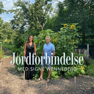 Jordforbindelse med Signe Wenneberg - Episode 20: Blomsterhaven – Kenn Römer-Bruhns magiske have