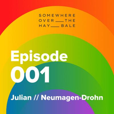 Somewhere Over The Hay Bale - Julian // Neumagen-Drohn