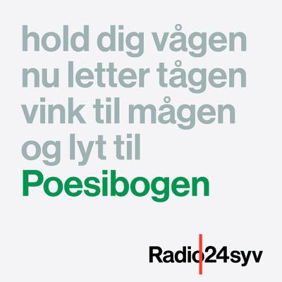 Poesibogen - René Jean Jensen  dagens halehæng