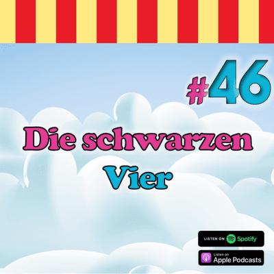 Inside Neustadt - Der Bibi Blocksberg Podcast - #46 - Die schwarzen Vier