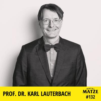Hotel Matze - Karl Lauterbach - Wie sieht eine gesunde Gesellschaft aus?