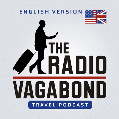 The Radio Vagabond - 175 JOURNEY: Brad Pitt and I Love Montenegro