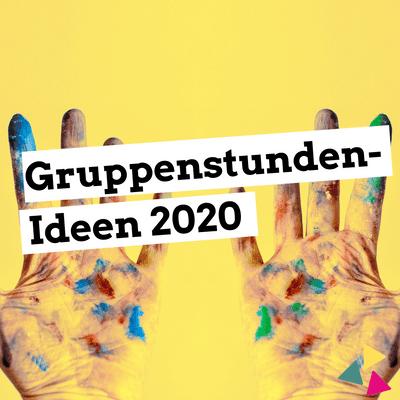 Jugendleiter-Podcast - Gruppenstunden-Ideen für 2020