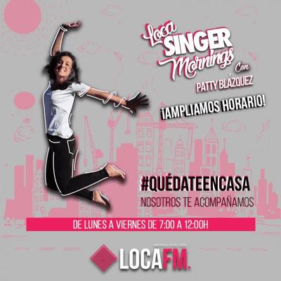DJ Jorge Gallardo Radio - Loca FM Promo Re-Debut Party at Parc de la Pegaso ´2020