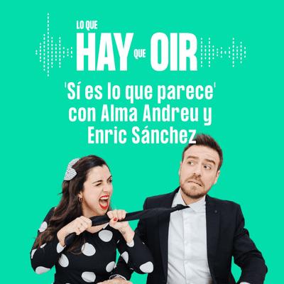 Lo que hay que oír - Gravina82, Del sofá a la cocina y Sí es lo que parece, con La Forte y Enric Sánchez