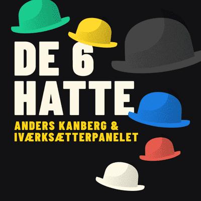 De 6 Hatte - Episode 14: Startup Central v/ Anders Fogh