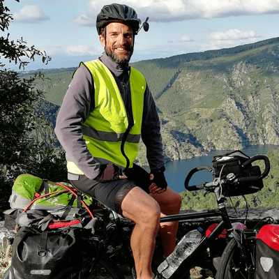 Un Gran Viaje - Mi viaje en bici por España en 2020, por Pablo Strubell | 59