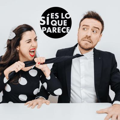 ¡Sí es lo que parece! - 2x11 Pedimos consejos de pareja a Patricia Ramírez