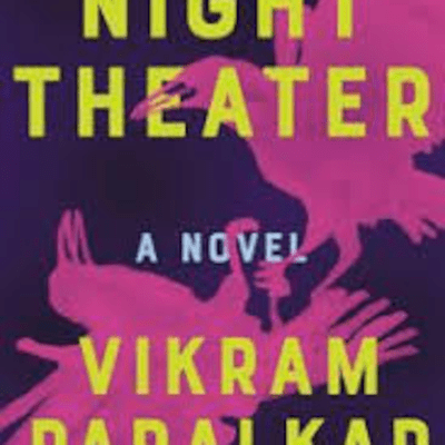 The Avid Reader Show - Night Theater  Vikram Paralkar