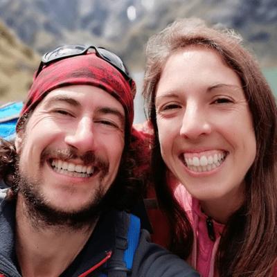 Un Gran Viaje - 20 meses cumpliendo sueños salvajes, con Jorge y Jeni de Montañeros viajeros | 73