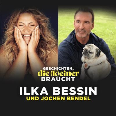 Geschichten, die (k)einer braucht mit Ilka Bessin - Jochen Bender über den schwulen besten Freund, Promi Big Brother und seine Zeit auf dem Internat