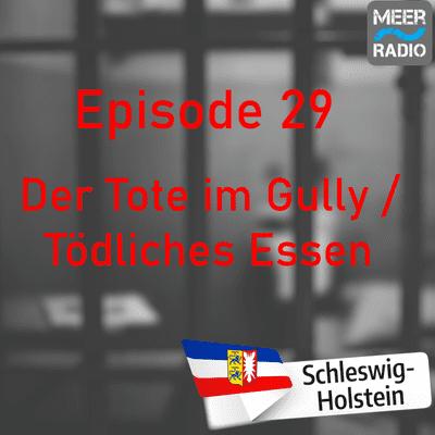 Northern True Crime - #29 Der Tote im Gully / Tödliches Essen