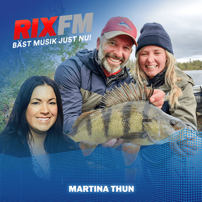 Martina Thun - Har sportfiskarna några hemliga trix för att få napp?