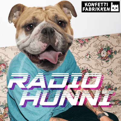RADIO HUNNI - Verdens farligste dyr og en cementblander
