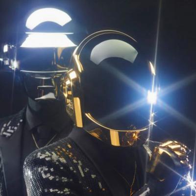 MIXEDisBetter By DJ Jorge Gallardo - 036 MIXEDisBetter - Daft Punk (To the Moon and Back)