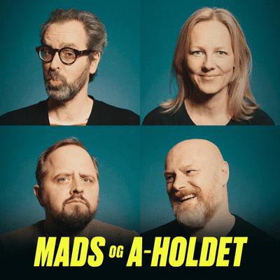 Mads og A-holdet - Episode 11, del 2: Cigaretskodder ud over altanen, lesbisk med lyst til mand og fædrebarsel.