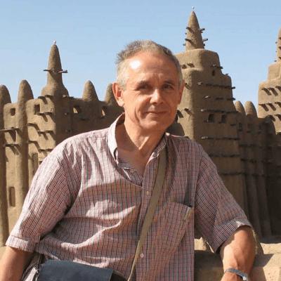 Un Gran Viaje - El profesor jubilado que viaja sin parar desde 2003 (I): José Santacara | 85