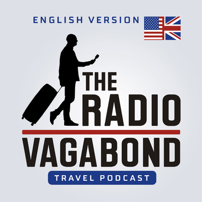 The Radio Vagabond - 128 - Interview: Paul & Michael from Traverse