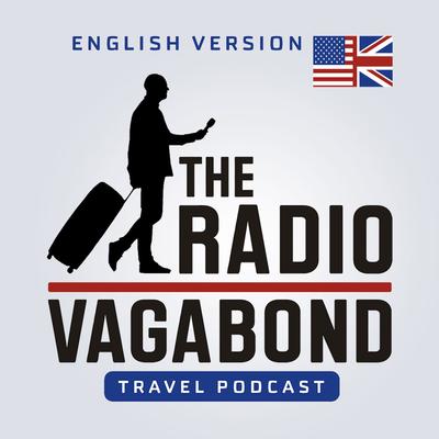 The Radio Vagabond - 128 - Interview: Paul & Michael from Traverse